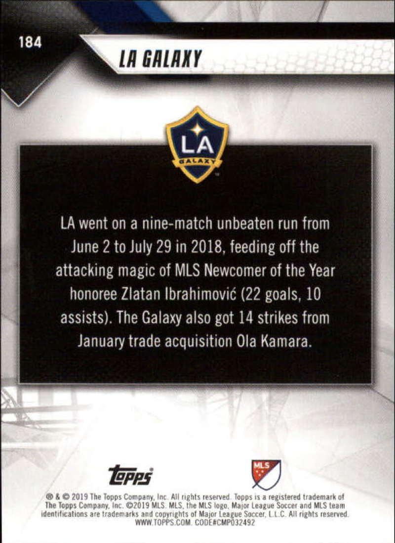 2019-Topps-MLS-Soccer-Base-Set-Cards-Choose-From-Card-039-s-1-200 thumbnail 369