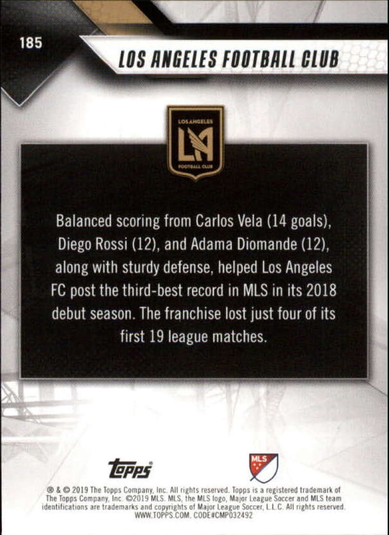 2019-Topps-MLS-Soccer-Base-Set-Cards-Choose-From-Card-039-s-1-200 thumbnail 371