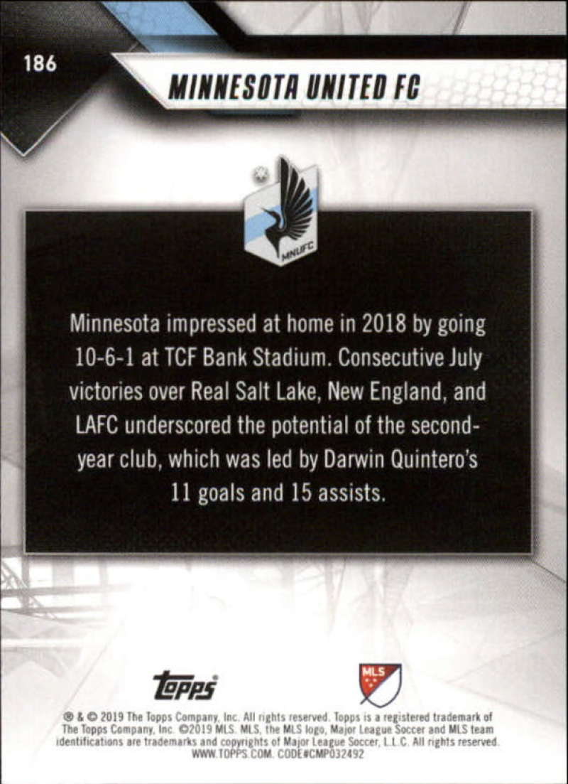 2019-Topps-MLS-Soccer-Base-Set-Cards-Choose-From-Card-039-s-1-200 thumbnail 373