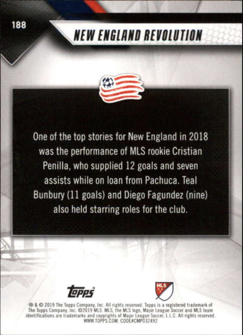 2019-Topps-MLS-Soccer-Base-Set-Cards-Choose-From-Card-039-s-1-200 thumbnail 377