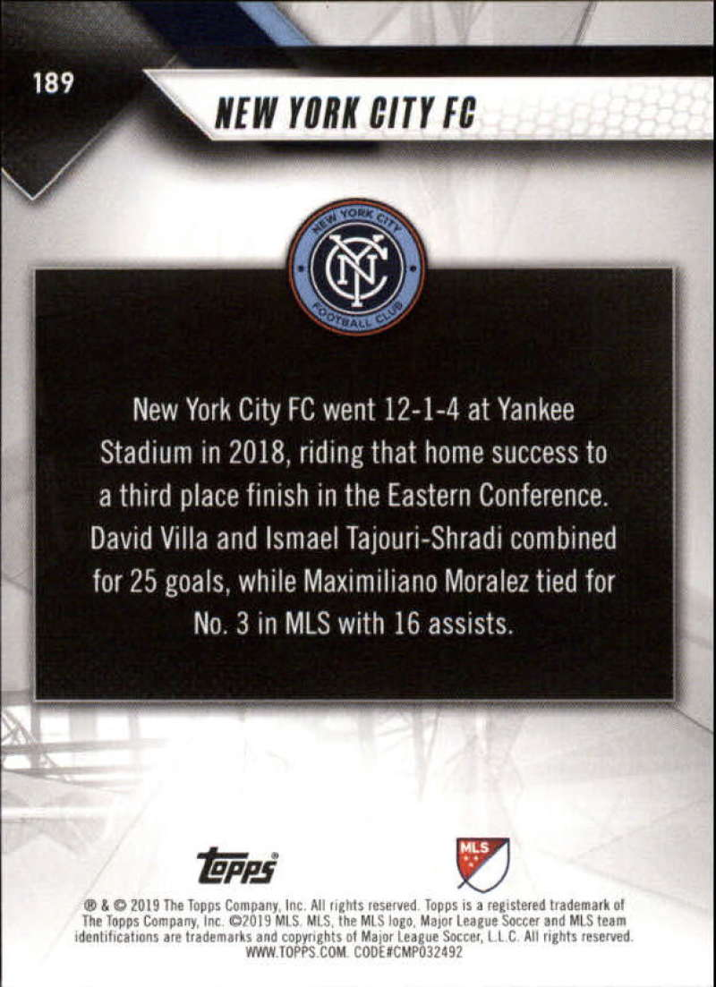 2019-Topps-MLS-Soccer-Base-Set-Cards-Choose-From-Card-039-s-1-200 thumbnail 379