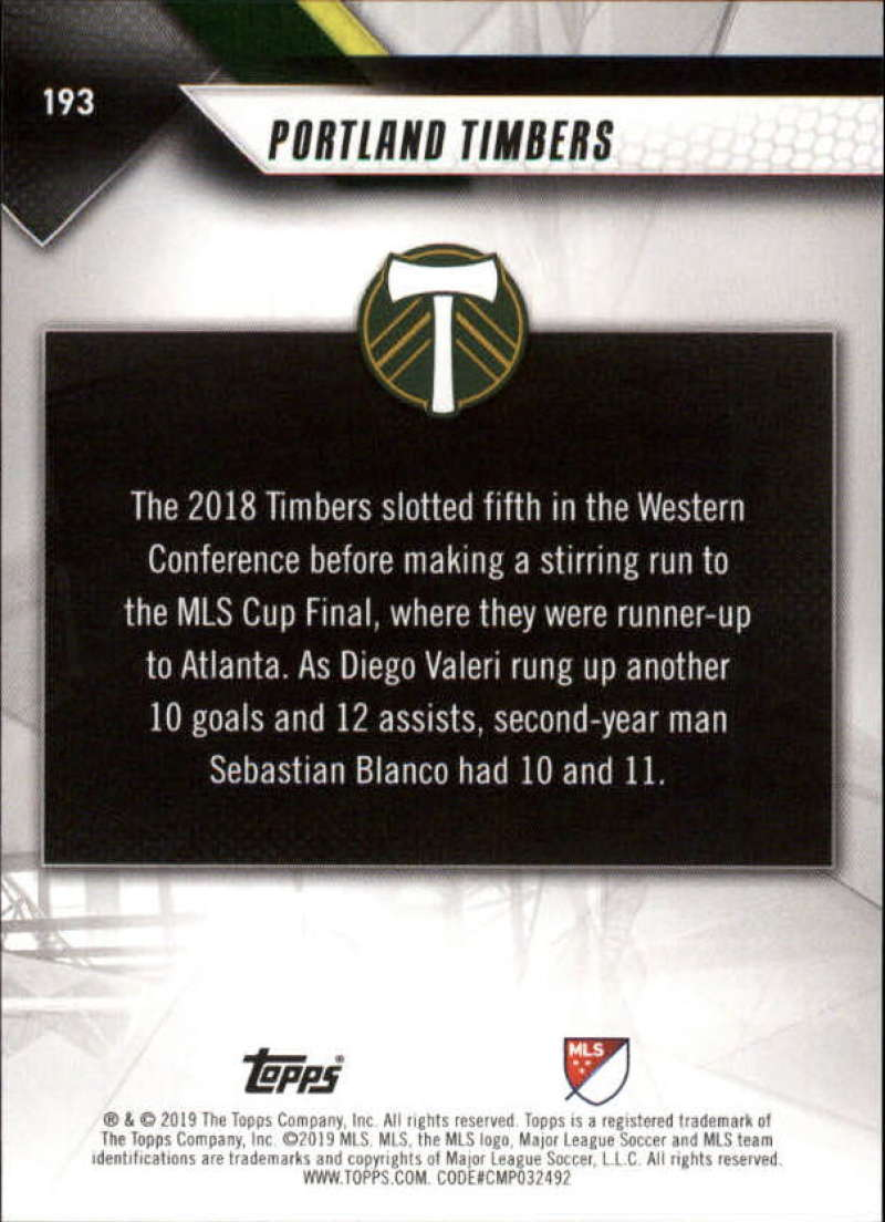 2019-Topps-MLS-Soccer-Base-Set-Cards-Choose-From-Card-039-s-1-200 thumbnail 387
