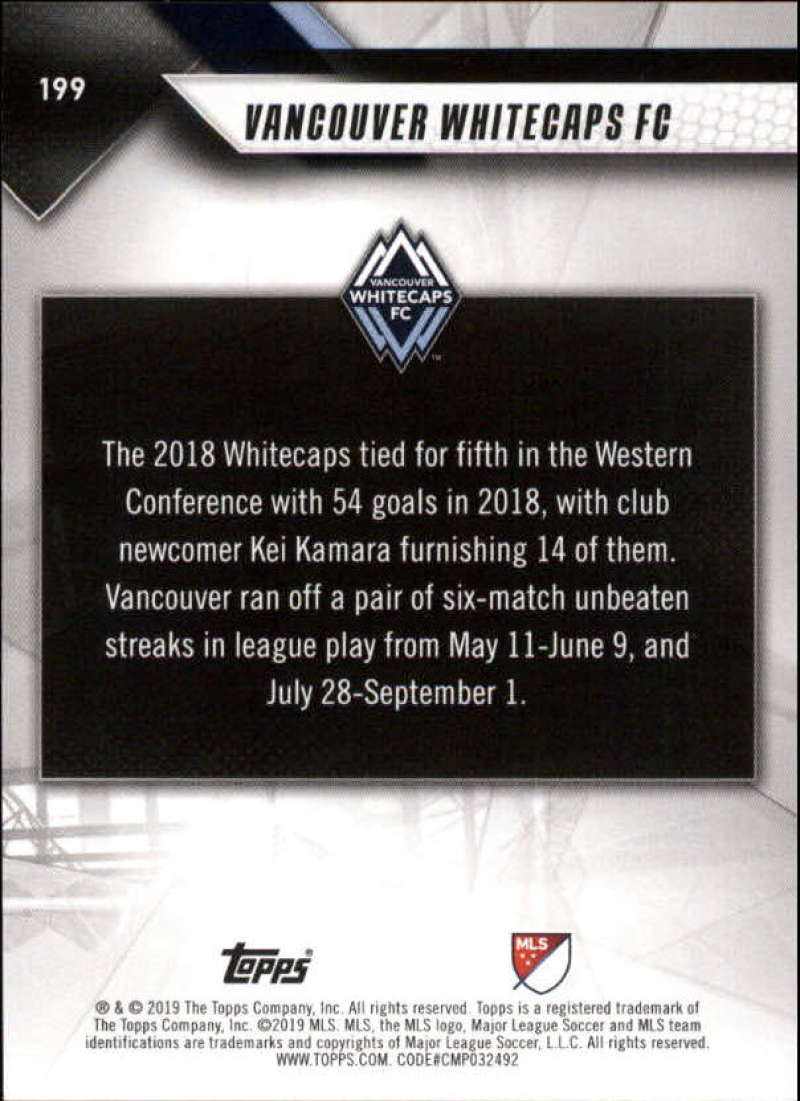 2019-Topps-MLS-Soccer-Base-Set-Cards-Choose-From-Card-039-s-1-200 thumbnail 399