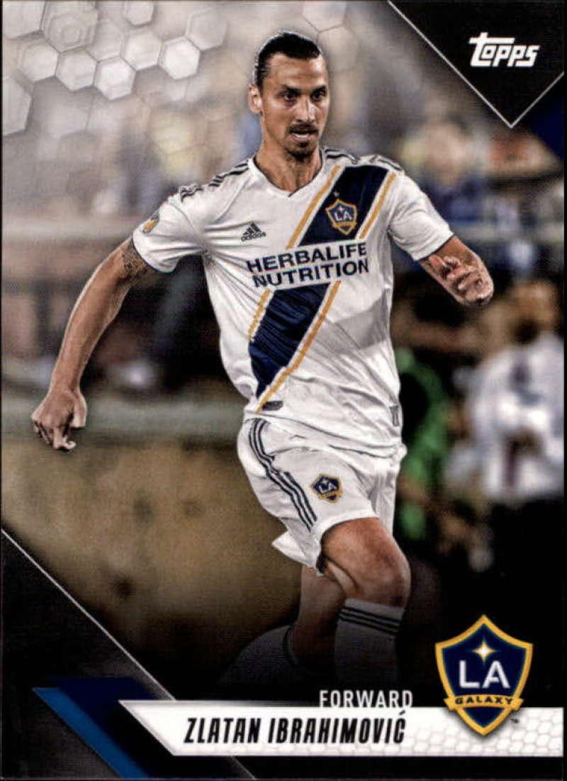 2019 Topps MLS