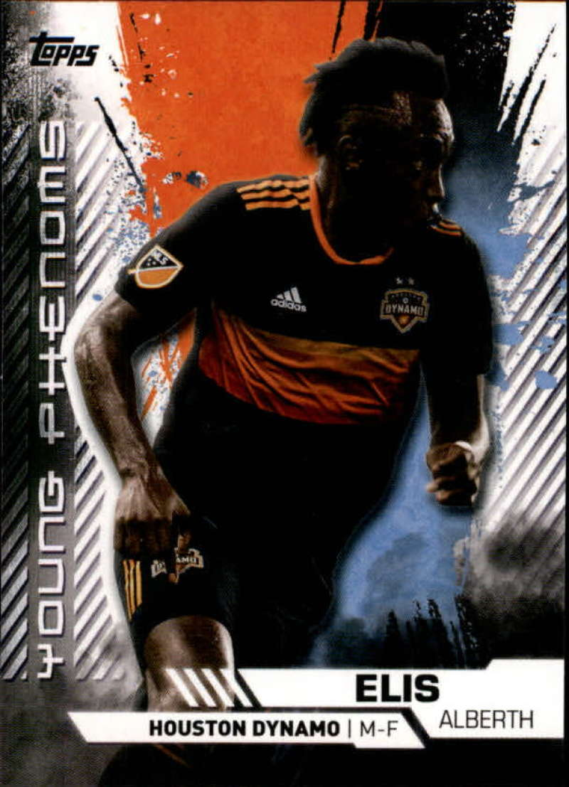 2019 Topps MLS Young Phenoms