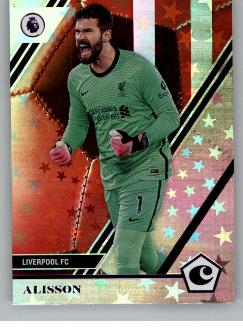 2020-21 Panini Chronicles Premier League Purple Astro