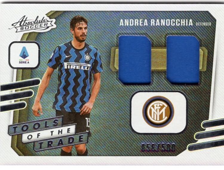 2020-21 Panini Chronicles Absolute Tools of the Trade