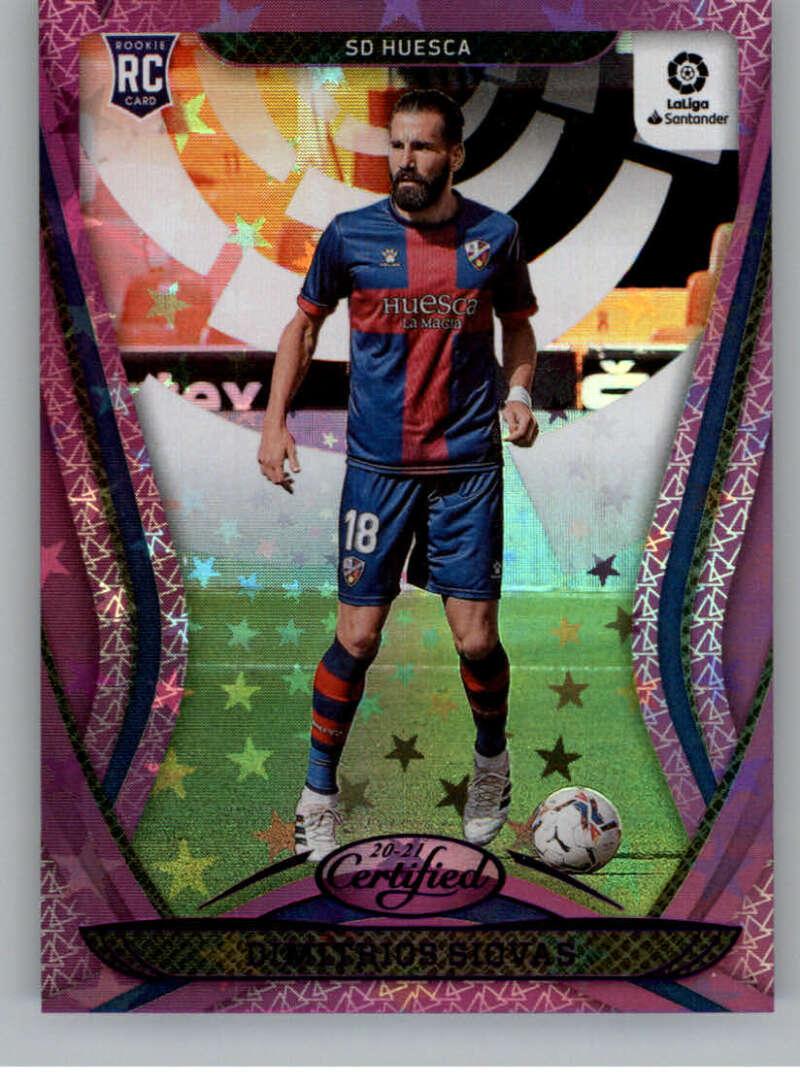 2020-21 Panini Chronicles Certified La Liga Purple Astro