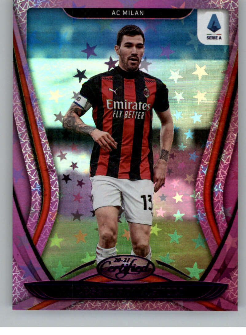 2020-21 Panini Chronicles Certified Serie A Purple Astro