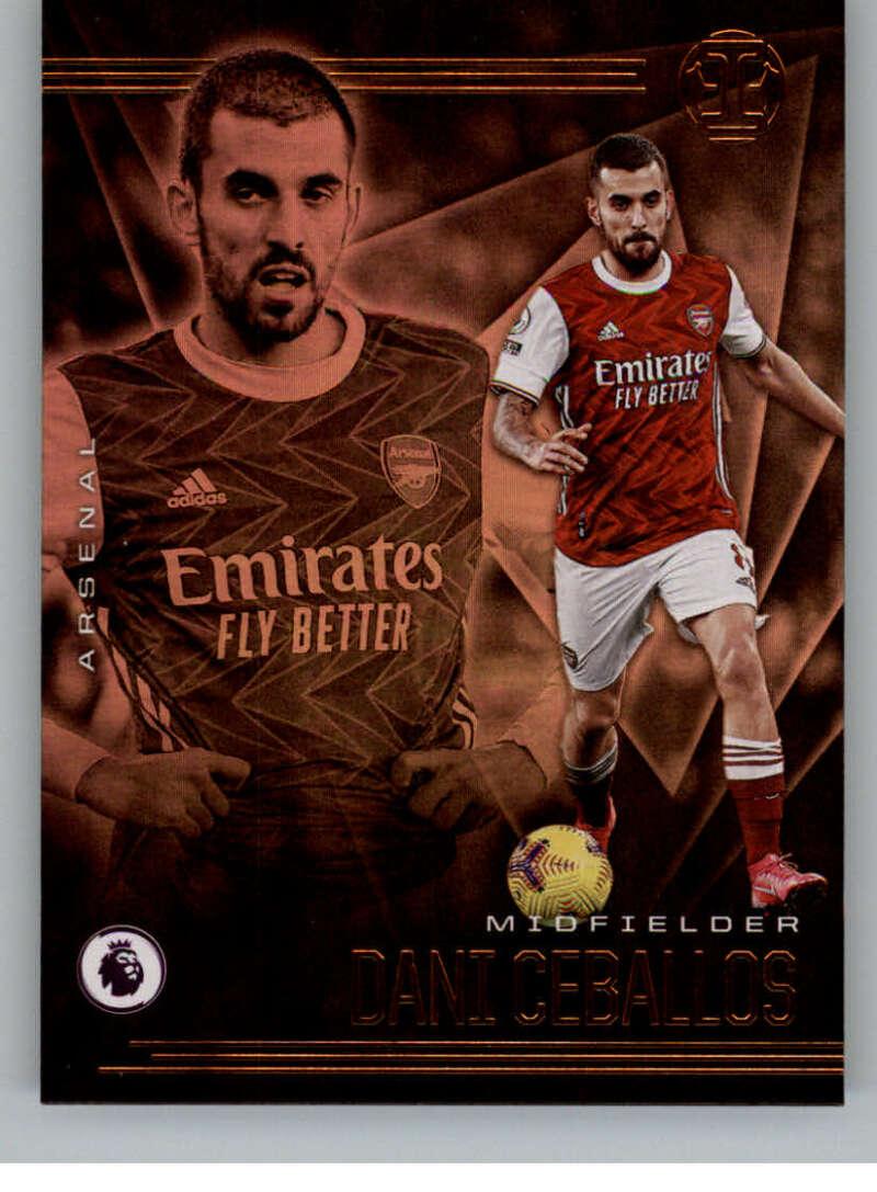 2020-21 Panini Chronicles Illusions Premier League