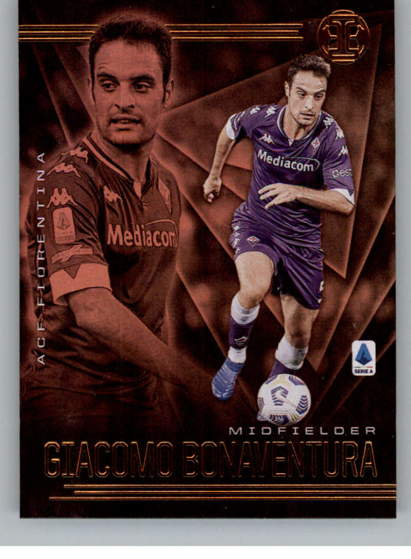 2020-21 Panini Chronicles Illusions Serie A