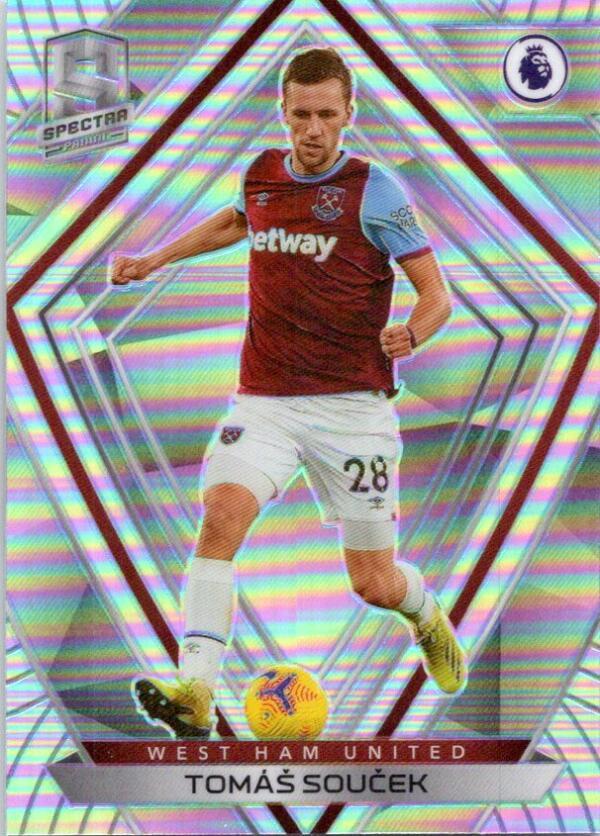 2020-21 Panini Chronicles Spectra Premier League Silver