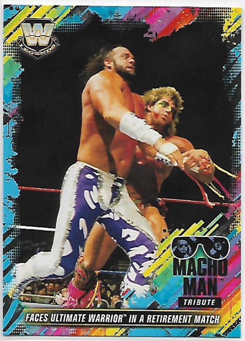 2018 Topps WWE Macho Man Tribute Part 2