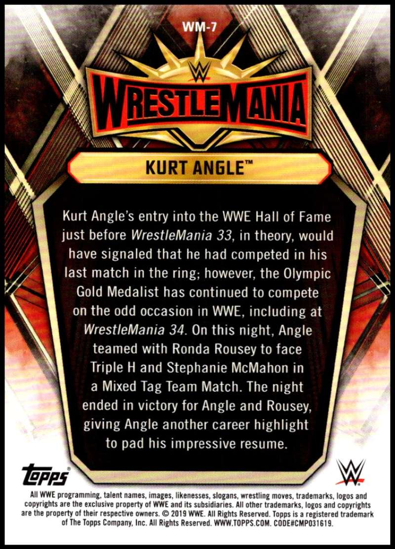 2019-Topps-Road-to-WrestleMania-Roster-Cards-WWE-You-Pick-Complete-Your-Set thumbnail 15