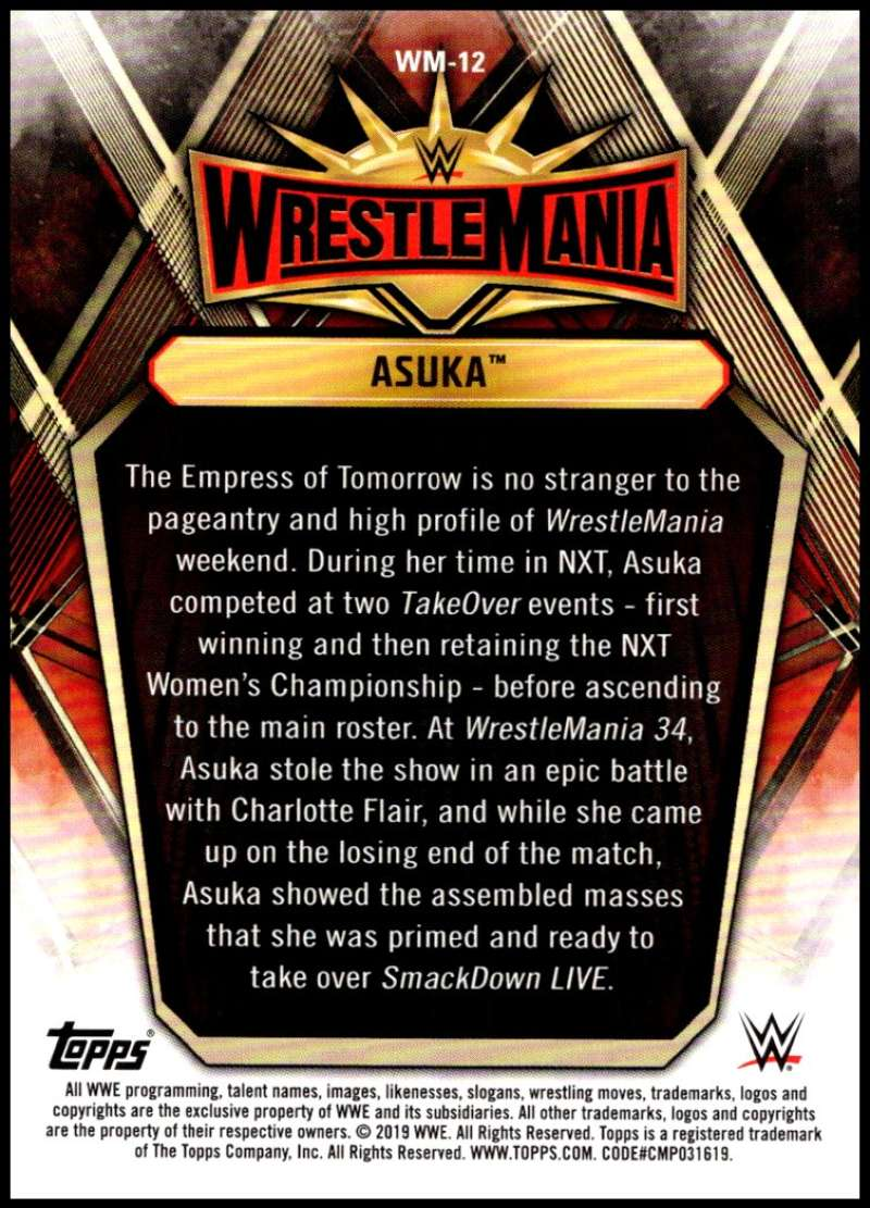 2019-Topps-Road-to-WrestleMania-Roster-Cards-WWE-You-Pick-Complete-Your-Set thumbnail 23