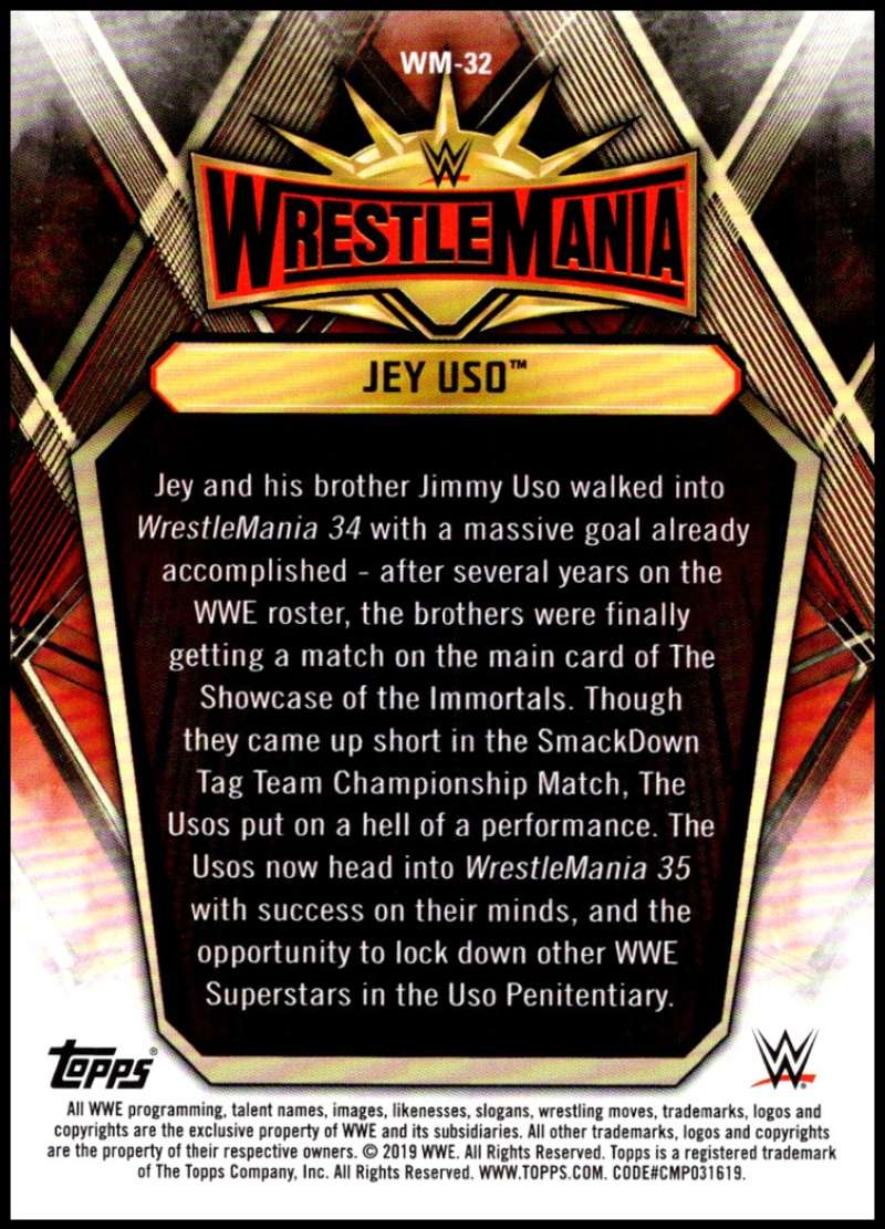2019-Topps-Road-to-WrestleMania-Roster-Cards-WWE-You-Pick-Complete-Your-Set thumbnail 63