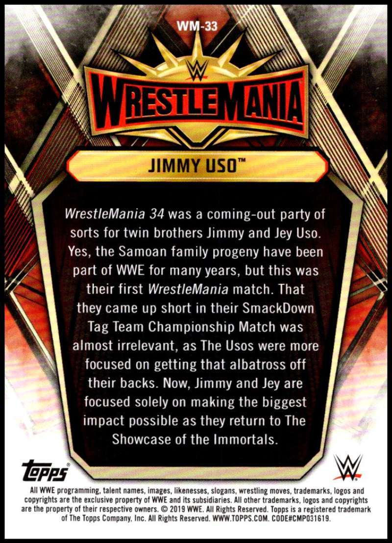 2019-Topps-Road-to-WrestleMania-Roster-Cards-WWE-You-Pick-Complete-Your-Set thumbnail 65