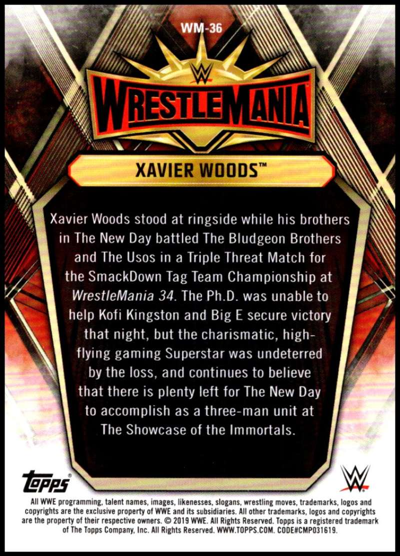 2019-Topps-Road-to-WrestleMania-Roster-Cards-WWE-You-Pick-Complete-Your-Set thumbnail 71