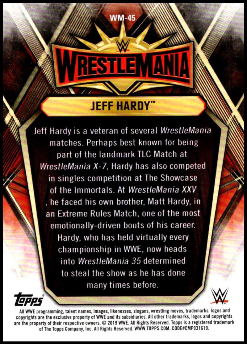 2019-Topps-Road-to-WrestleMania-Roster-Cards-WWE-You-Pick-Complete-Your-Set thumbnail 87