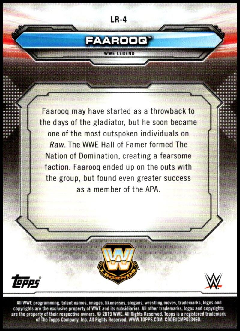 2019-Topps-WWE-Raw-Wrestling-Insert-Singles-Pick-Your-Cards thumbnail 103
