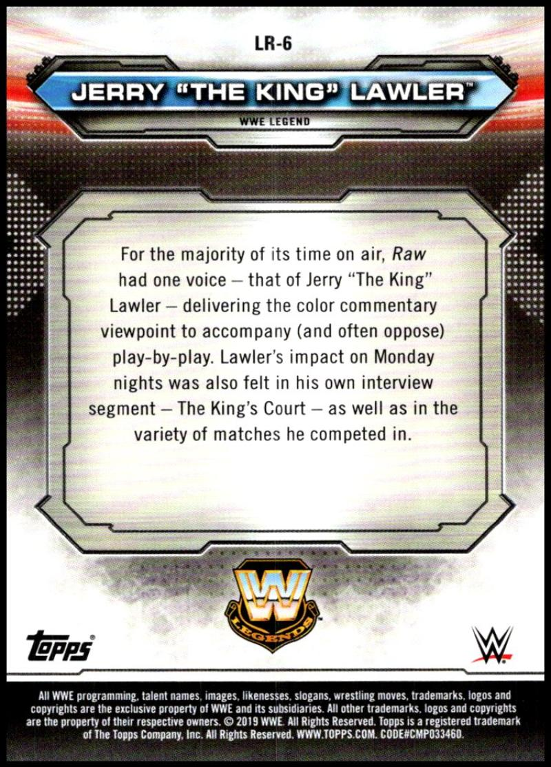 2019-Topps-WWE-Raw-Wrestling-Insert-Singles-Pick-Your-Cards thumbnail 107