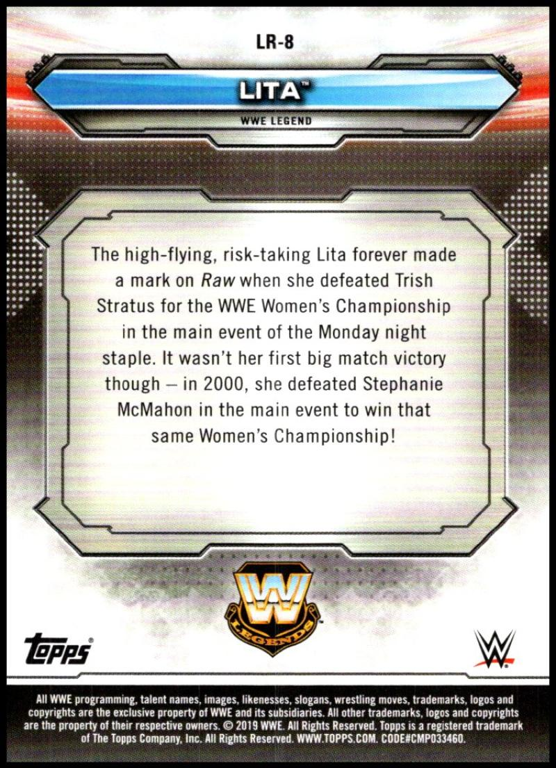 2019-Topps-WWE-Raw-Wrestling-Insert-Singles-Pick-Your-Cards thumbnail 111