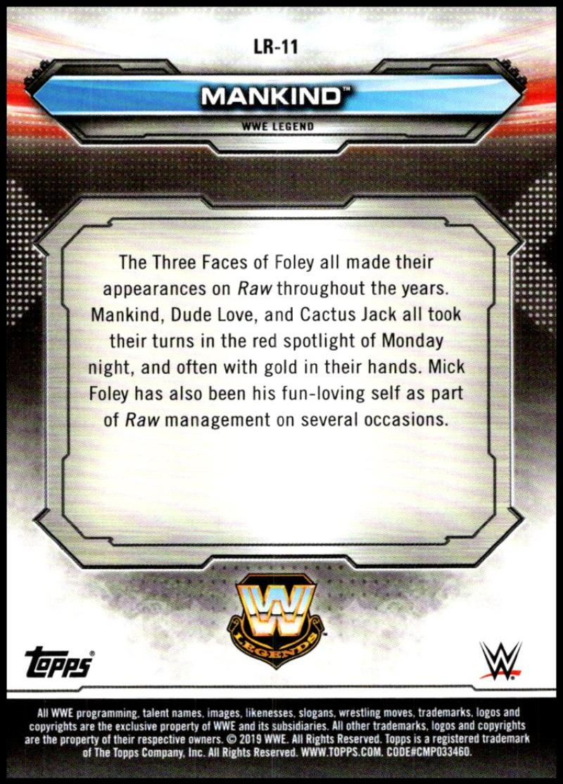 2019-Topps-WWE-Raw-Wrestling-Insert-Singles-Pick-Your-Cards thumbnail 117