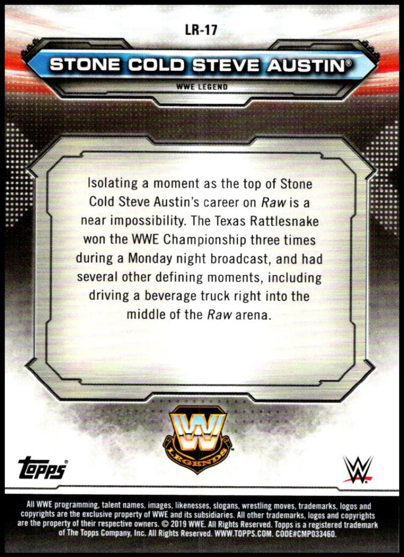 2019-Topps-WWE-Raw-Wrestling-Insert-Singles-Pick-Your-Cards thumbnail 129