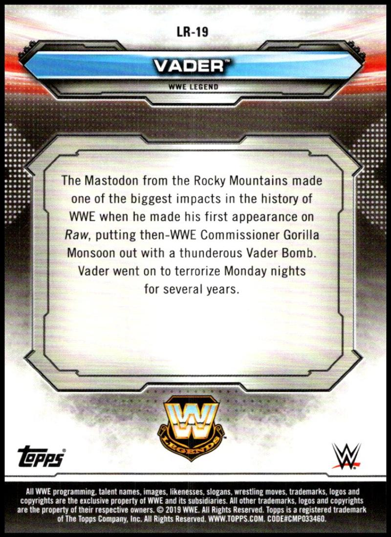 2019-Topps-WWE-Raw-Wrestling-Insert-Singles-Pick-Your-Cards thumbnail 133
