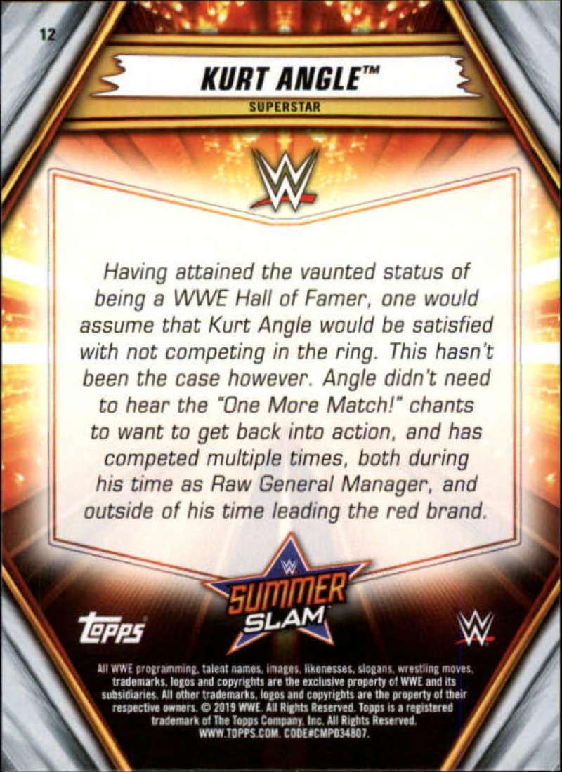 2019-WWE-Topps-SummerSlam-Parallels-Logo-Mat-Shirt-Relics-Pick-Your-Cards-Lot thumbnail 17