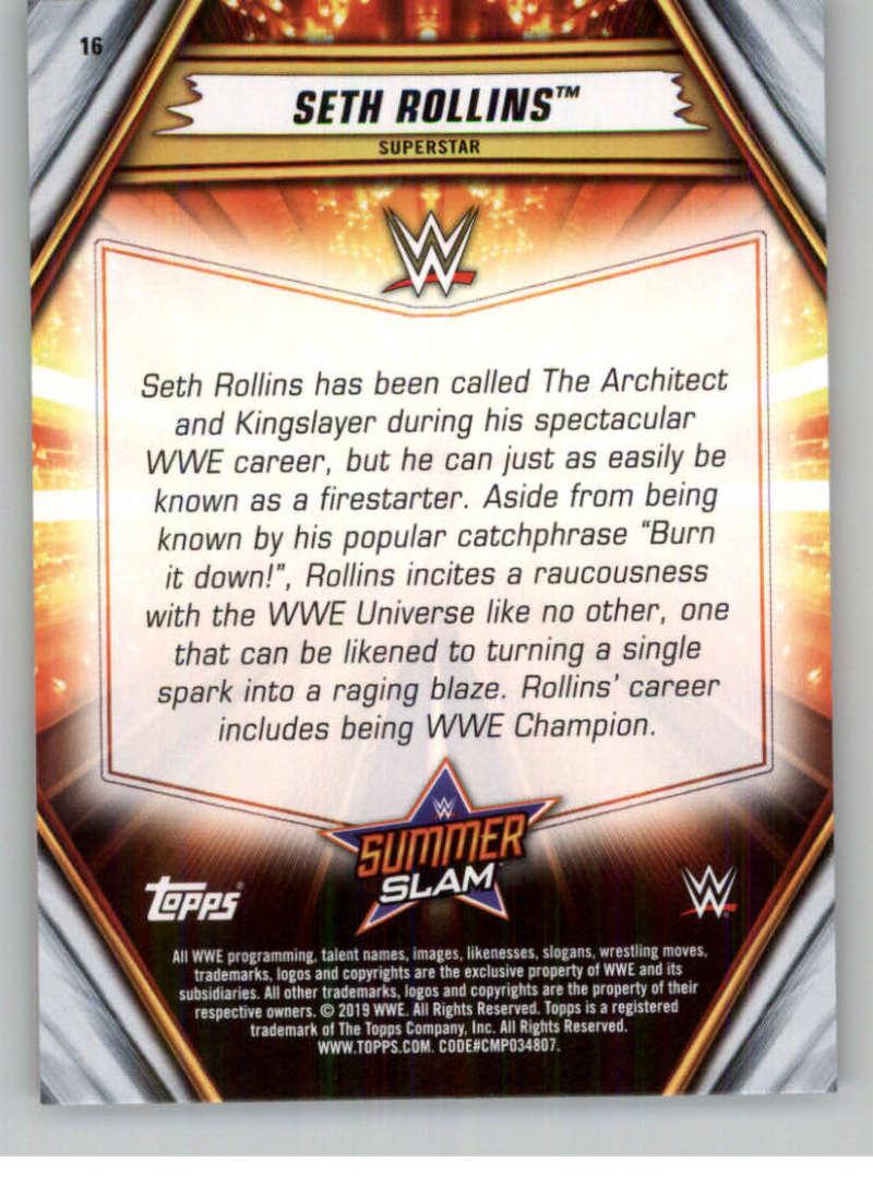 2019-WWE-Topps-SummerSlam-Parallels-Logo-Mat-Shirt-Relics-Pick-Your-Cards-Lot thumbnail 23