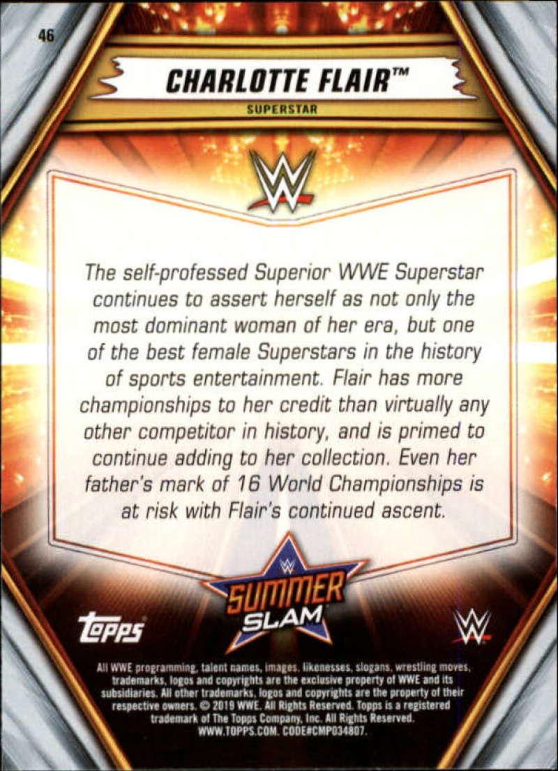 2019-WWE-Topps-SummerSlam-Parallels-Logo-Mat-Shirt-Relics-Pick-Your-Cards-Lot thumbnail 59