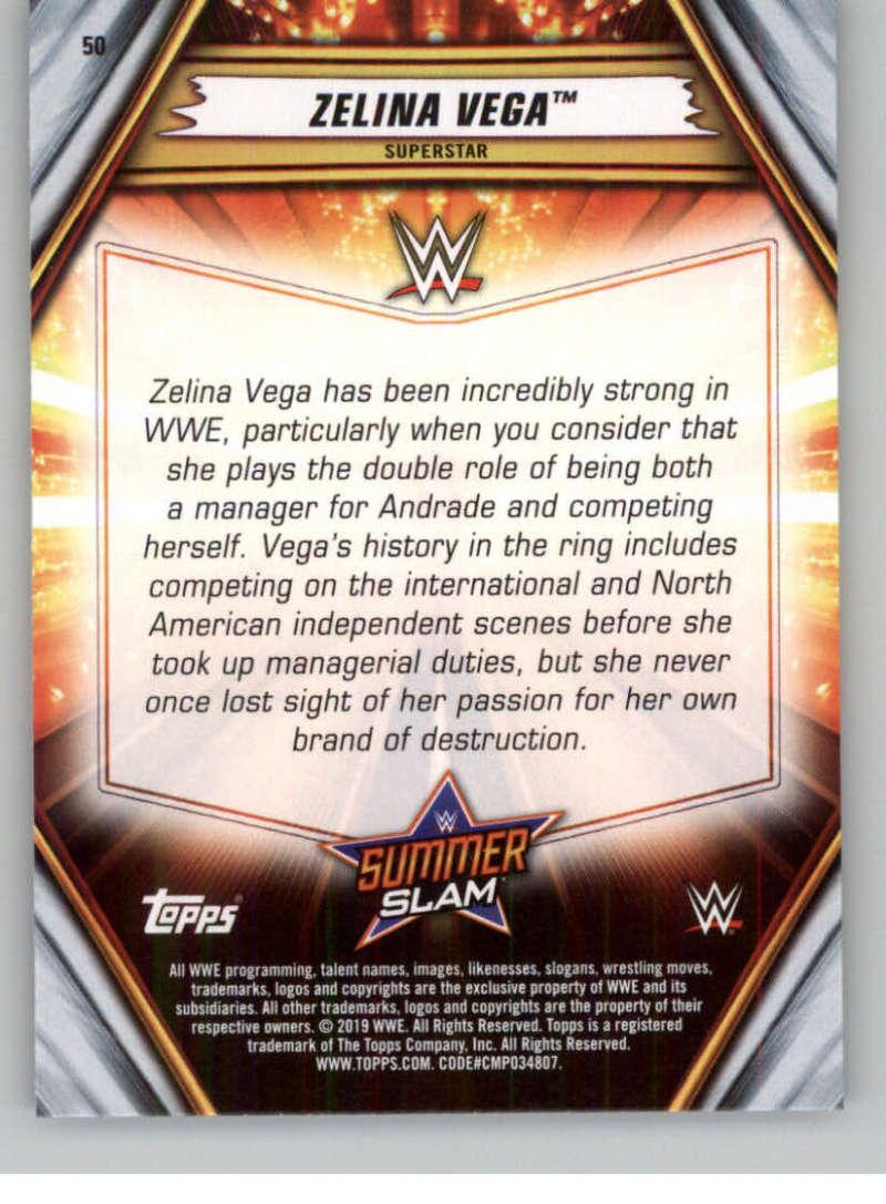 2019-WWE-Topps-SummerSlam-Parallels-Logo-Mat-Shirt-Relics-Pick-Your-Cards-Lot thumbnail 67
