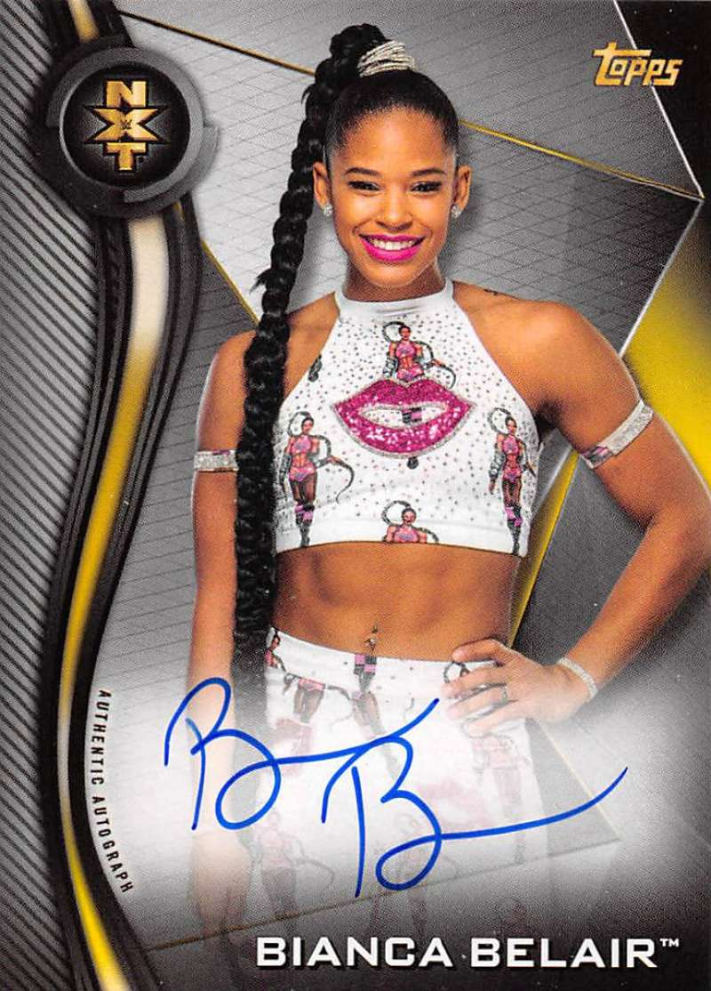 2019 Topps NXT Autographs