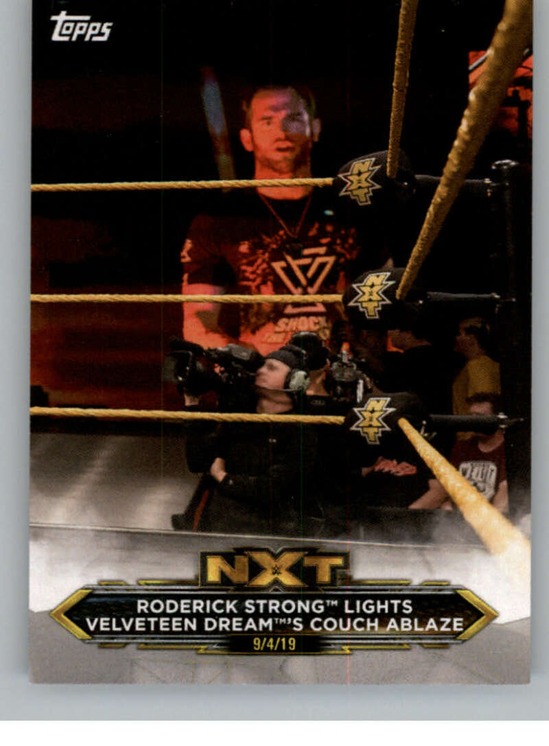 2020 Topps NXT Silver